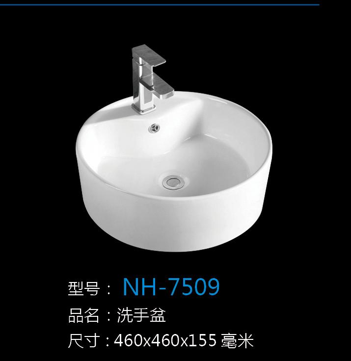 [Wash Basin Series] NH-7509 NH-7509